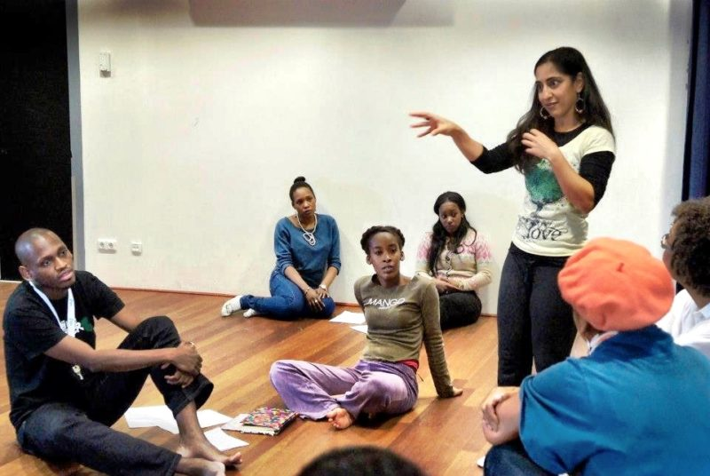 Copy of Storytelling Through Movement 1
