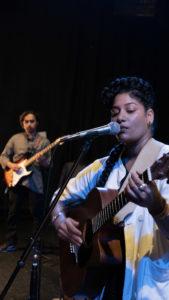 arwallah 2018 friday night highways performance space musician Sheila Govindarajan