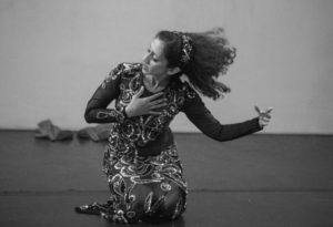 artwallah 2018 tech rehearsal highways performance space dancer Reshama Dhamle