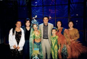 Cirque du Soleil on the Donny and Marie Show