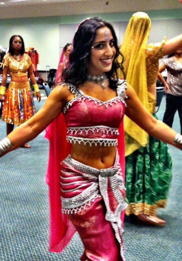 Bollywood Dance 1